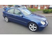 2002 MERCEDES C CLASS 220 CDI DIESEL AUTOMATIC CALL £898 NO SWAP NO OFFERS CALL 02476880389