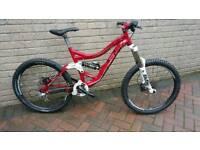 Bighit downhill bike
