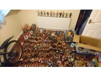 307 wwe wrestlers 1999-2003 + ring and arenas
