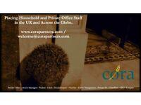 Live-In Housekeeper - Cambridgeshire - Immediate Start