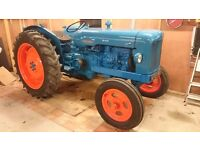 Fordson Major. May part exchange or swap