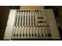 Behringer mixer with or without flightcase