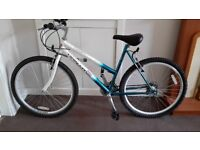 Girls or Lady's bike.Make HARLEM USA TX250