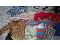 baby boy clothes 12-24 months