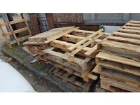Wooden pallets various sizes free