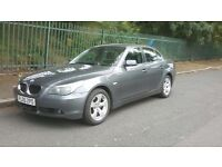 2006 BMW 520D EXCELLENCE CONDITION LEATHER SEATS VERY LOW MILES SELLING CHEAP FOR QUICK SALE