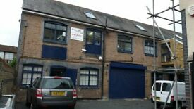 Ground Floor Character Offices/ Store/ workshop 143osqft, Centre Rickmansworth