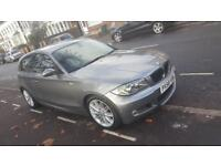 BMW 1 Series 2008 118 M Sports with Full Service History HPI Clear