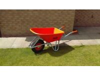 Belle warrior wheelbarrow for sale, brand new never been used only £100.00