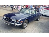 Triumph Stag 1976 Original V8 - Tax exempt & soon Mot exempt - May take part exchange
