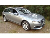 Audi A4 Avant SE 2.0TDI, leather, full service history, Jul 22 MOT