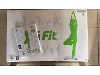 Nintendo Wii Fit Board & Disc