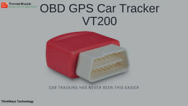 Track your Car from wherever you are with OBD2 Car Tracker VT200