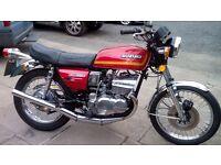SUZUKI GT380 Low Milage 1979 £3850.00 ONO