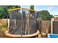 £55 Sportspower 10ft trampoline!!
