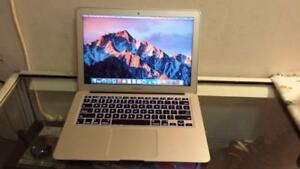 "Used 2017 Macbook Air 13"" with 8GB Memory, Webcam, Wireless for Sale"