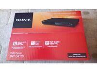 Lowered! Sony SR170 Dvd Player NEW