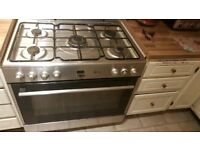 Flavel 5 ring cooker oven