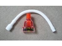 Brand new in packet Max Cyclonic Senior Optional Power Hand Brush with extension hose