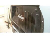 ford transit van 05 steel bulkhead