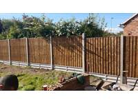D&J fencing and ground maintanance