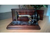 Vintage Singer 12K Sewing Machine
