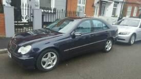 Mercedes c270 excellent condition