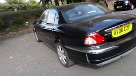 Manual 2006 Jaguar X-type
