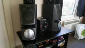 Hi fi and speakers