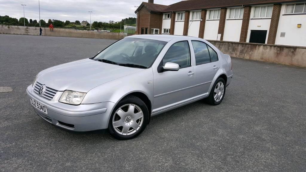 VW Bora 2002 1.9 tdi