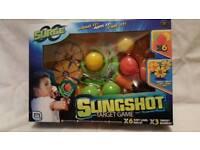 Brand new sling shot target game