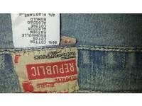 Laides jeans size 14 / 34L