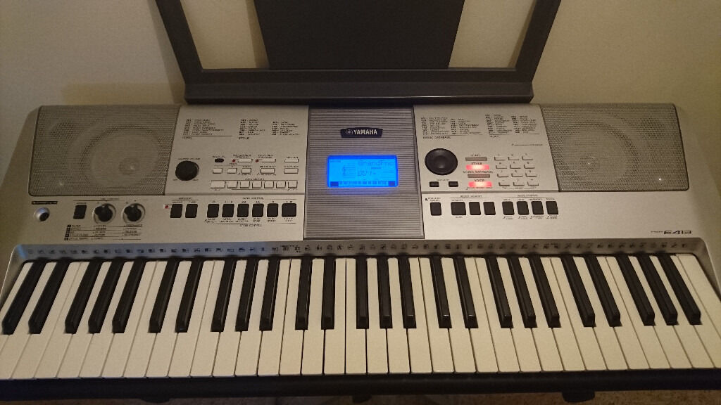 Yamaha Psr E413 Keyboard For Sale Further Reduced In