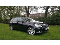 Mercedes-Benz C Class 2.1 C200 CDI BlueEFFICIENCY SE