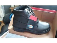 Dickies antrim work boots size 9