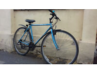 MENS HYBRID+ATB BIKES & BELL/CAGE £40 READ AD!