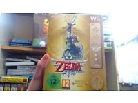 zelda skyward sword bundle