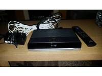 BT YouView box. HD freeview recorder 500gb storage. Like new, no box