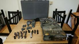 Warhammer 40k Dark Angels Job lot