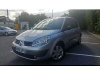 RENAULT SCENIC DYNAMIQUE VVT AUTOMATIC 1.6// 56 PLATE///SERVICE HISTORY///TWO KEYS /// £1695