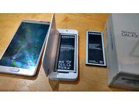 SAMSUNG GALAXY NOTE 4 UNLOCKED 32 GB