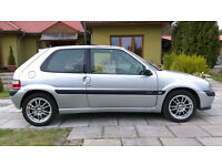 Well maintained Saxo vtr