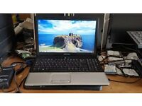 Compaq Presario cq60 windows 7 150 g hard drive 3g memory webcam wifi dvd drive comes with charger