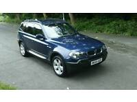 Bmw X3 2.5i sport. Very good condition