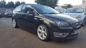 FORD FOCUS 2.5 ST-2 6 SPEED 3 DOOR 2008/ 1 OWNER/ SERVICE HISTORY / 77K MILES/ EXCELLENT CONDITION