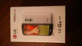 LG Mini G2 Brand New condition for Sale