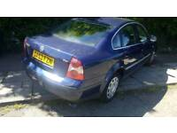 PASSAT 1.9TDI BLUE GREAT CONDITION NO FAULTS FULL YEAR MOT