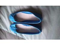 Topshop ladies ballet pumps