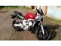 Yamaha FZ06 2006 immaculate condition - like new