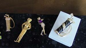 Golfer's Pins, Brooches, Nice Collection Kitchener / Waterloo Kitchener Area image 2